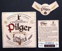 Germany -  Paderborner Brauerei - Paderborner Pilger Naturtrüb (Landbier) - Paderborn/Nordrhein-Westfalen - Bière