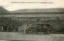 CONGO(OUBANGUI CHARI) BANGUI(RECEPTION) AUTOMOBILE - Congo - Brazzaville
