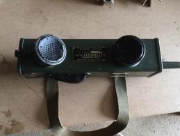 SUPER Telephone Militaire - Equipement