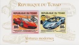 CHAD 2013 - Tractor Lamborghini - YT 1653-4; CV = 6.4 € - Agriculture