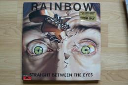 Rainbow - Straight Between Eyes - 33T - 1982 - Hard Rock & Metal