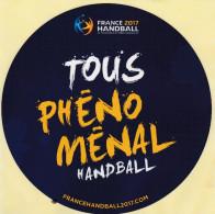 Autocollant - FRANCE 2017 HANDBALL - Handball