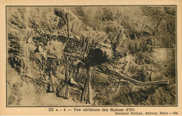 Irak - Iraq - Vue Aérienne Des Ruines D´Ur - 2 Scans - Bon état - Iraq