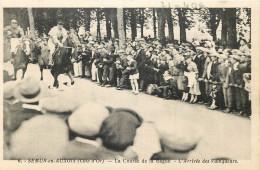 21 - COTE D´OR - Semur - Course De La Bague - Arrivée Des Vainqueurs - Semur