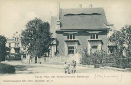 DE DARMSTADT / Neues Haus Der Künstlerkolonie Darmstadt / - Darmstadt