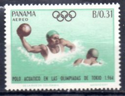 PANAMA   PA  311  * * ( Cote 7.50e )    Water Polo