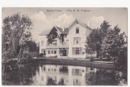 Balen-Usines: Villa De M. Fraipont. - Balen