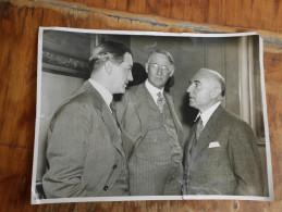 Konferencija London 1934 L.V Sterre Milivoj Pilja Sport General Press Agency Limited London - Serbia