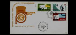 FDC -  EUROPA CEPT  - 1979 -  CYPRUS     ** - 1979