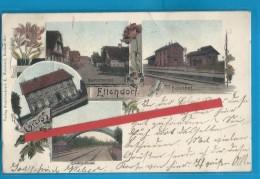 C.P.A. Gruss Aus Ettendorf - Cachet Postal De WORTH Et ETTENDORF - France