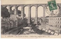 Morlaix  Vue D'ensemble Du Viaduc - Morlaix
