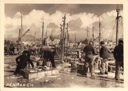 29-PENMARCHE - CARTE PHOTO- LE PORT - Penmarch