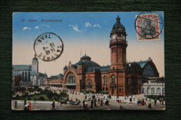 ALLEMAGNE, COELN - Kauptbahnhof - Duitsland