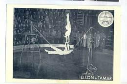 Ellon & Tamar (Berlin) - Circus Medrano - Zirkus
