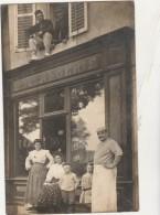 CPA - 88 - Carte-Photo De GOLBEY - Boulangerie   - 091 - Golbey