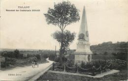 21 - COTE D´OR - Talant - Monument Des Combattants - France