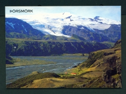 ICELAND  -  Thorsmork  Used Postcard - Iceland