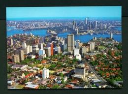 AUSTRALIA  -   Sydney  Panorama  Unused Postcard - Sydney