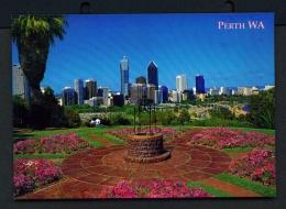 AUSTRALIA   -   Perth  View From King's Park  Unused Postcard - Perth
