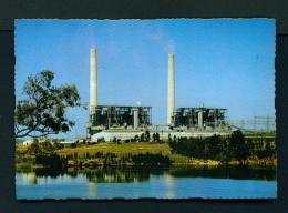 AUSTRALIA  -  Muswellbrook  Liddell Power Station  Used Postcard - Other