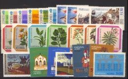 05405 -   Portugal -  Açores  :  Yv  325...353  ** - Azores