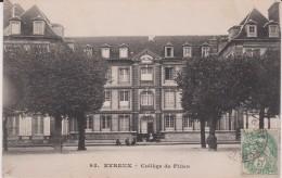 Eure :  EVREUX  :  Collège  De  Filles - Evreux