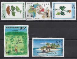 Wallis Et Futuna La Plaquette ** - Neufs