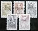 HUNGARY - 1989.Medical Pioneers Cpl. Set MNH! Mi:4060-4064. - Ungarn