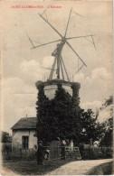 SAINT ILLIERS LE BOIS (78) L'éolienne - Autres Communes