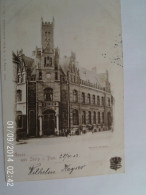 GRUSS AUS STOLP I Kaiser.l Postamt O.S - Polen