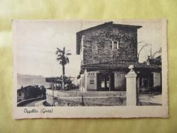 OGGEBBIO (GONTE) - ALBERGO BELSOGGIORNO - Non Viaggiata - Verbania