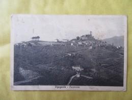 CIGOGNOLA - PANORAMA - Viaggiata 1934 - Pavia