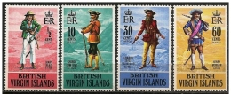 Virgin Island/Vierges: Pirati, Pirates, Mary Real, George Lowther, Edward Teach (black Beard), Henry Morgan - Celebrità