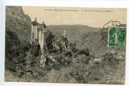 Ruines Du Château De Merle - Autres Communes