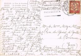 18431. Postal DUSSELDORF (Alemania Federal) 1965. International Fachmeen Slogan - [7] Federal Republic