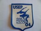 ECUSSON EN TISSU  U S E P 04 NATATION - Patches