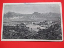 D1-Vintage Postcard-Veldes-Bled -Military Postal-Motorized Brigade... - Slovenia