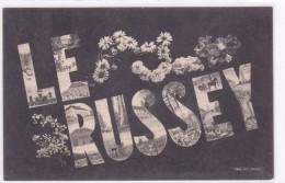 Doubs - Le Russey - Frankreich