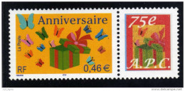 ANNIVERSAIRE N° 3480Aa LOGO PRIVE OFFSET COTE 20 EUROS SUR YVERT 2019 LUXE - France