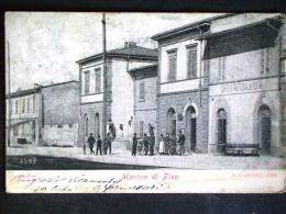 TOSCANA -PISA -MARINA DI PISA -F.P. LOTTO N°545 - Pisa