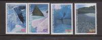 Australian Antarctic Territory 1996 Landforms Set 4 MNH - Territoire Antarctique Australien (AAT)