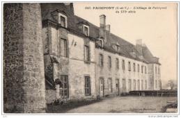 CPA 35 - PAIMPONT (Ille Et Vilaine) - 1547. L'Abbaye De Paimpont Du XVIe Siècle - Paimpont