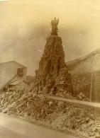 France Savoie Col Du Petit St Bernard Hotel Lancebranlette Ancienne Photo Amateur 1900's - Places