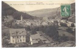 CPSM Vallée Du Verdon Colmars Les Alpes  Vue Général Au Fond Villars - Francia