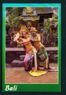 INDONESIA  -  Bali  Dancers  Unused Postcard - Indonesia