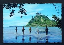 INDONESIA  -  West Sumatra  Padang  Karang Tirta  Unused Postcard - Indonesia