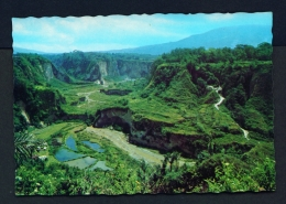 INDONESIA  -  West Sumatra  Bukit Tinggi  Ngarai Sianok  Unused Postcard - Indonesia