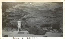PHOTO  ERQUY ROCHER DE GALIMONEUX FORMAT  11 X 7 CM - Places