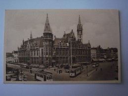 1 Cpa - Belgium - Gent Gand Ghent (2 Scans) - Gent