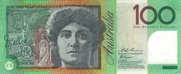 AUSTRALIA 100 DOLLARS (1996) P-55 AU/UNC [ AU223a ] - Decimaal Stelsel Overheidsuitgave 1966-...